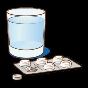 薬や病気の影響
