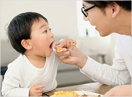 3歳前後での虫歯予防のポイント